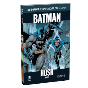 DC Comics Graphic Novel Collection - Batman: Hush Part 2 - Volume 2