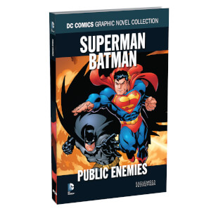 DC Comics Graphic Novel Collection - Superman/Batman: Public Enemies - Volume 5