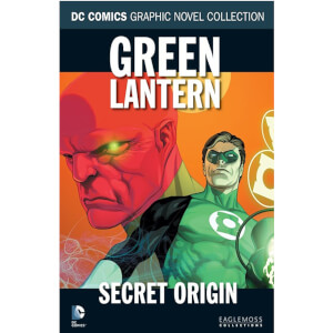 DC Comics Graphic Novel Collection - Green Lantern: Secret Origin - Volume 15