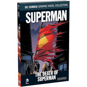 DC Comics Graphic Novel Collection - Superman: The Death of Superman - Volume 16