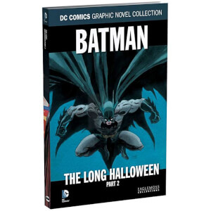 DC Comics Graphic Novel Collection - Batman: Long Halloween Part 2 - Volume 18