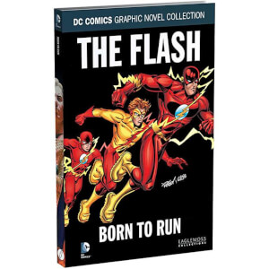 DC Comics Graphic Novel Collection - The Flash: Born to Run - Volume 19