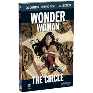 DC Comics Graphic Novel Collection - Wonder Woman: The Circle - Volume 26