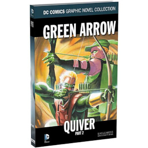 DC Comics Graphic Novel Collection - Green Arrow: Quiver Part 2 - Volume 38