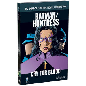 DC Comics Graphic Novel Collection - Batman/Huntress: Cry For Blood - Volume 61