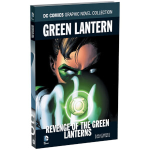 DC Comics Graphic Novel Collection - Green Lantern: The Revenge of the Green Lanterns - Volume 67
