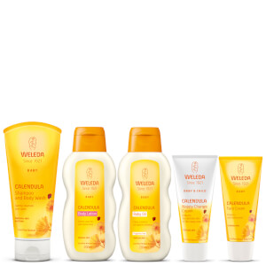 Weleda Calendula Baby Care Kit