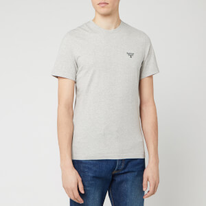 Barbour Beacon Men's Logo T-Shirt - Grey Marl