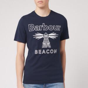 Barbour Beacon Men's Beam T-Shirt - Navy