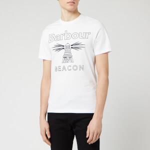 Barbour Beacon Men's Beam T-Shirt - White