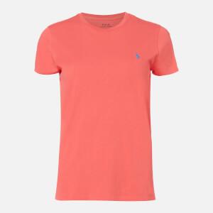 Polo Ralph Lauren Women's Short Sleeve T-Shirt - Amalfi Red