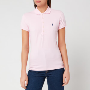 Polo Ralph Lauren Women's Julie Polo Shirt - Country Club Pink