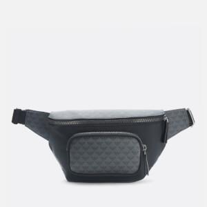 Emporio Armani Men's Beltbag - Black/Navy