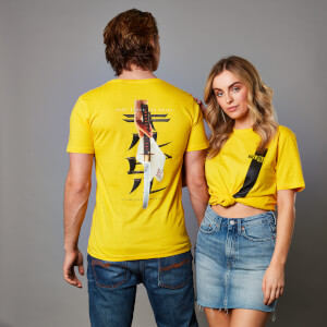 T-shirt Kill Bill - Unisex - Jaune