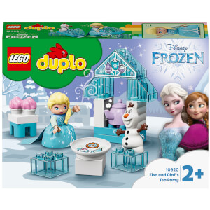LEGO DUPLO Princess: Elsa and Olaf's Tea Party (10920)