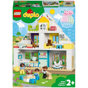 LEGO DUPLO Town: Modular Playhouse 3in1 Building Set (10929)