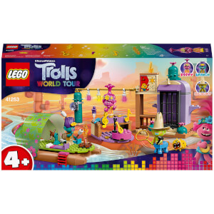 LEGO Trolls 4+ Lonesome Flats Raft Adventure Playset (41253)