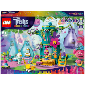 LEGO® Trolls World Tour: Festa al Villaggio Pop (41255)