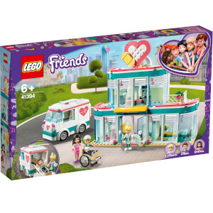LEGO® Friends: L'hôpital de Heartlake City (41394)