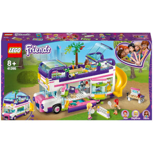 LEGO Friends: Friendship Bus Toy with Swim Pool (41395)