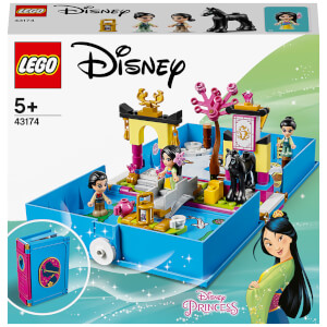 LEGO Disney Princess: Mulan's Storybook Adventures (43174)