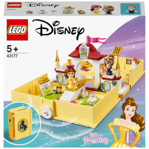 LEGO Disney Princess: Belle's Storybook Adventures (43177)