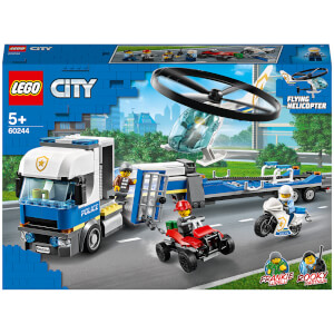 LEGO City Police: Police Helicopter Transport (60244)