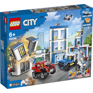 LEGO® City: Le commissariat de police (60246)