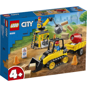 LEGO City Great Vehicles: Construction Bulldozer (60252)