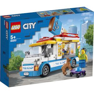 LEGO City Great Vehicles: Ice-Cream Truck (60253)