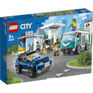 LEGO® City: La station-service (60257)