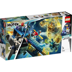 LEGO The Hidden Side: El Fuego's Stunt Plane (70429)