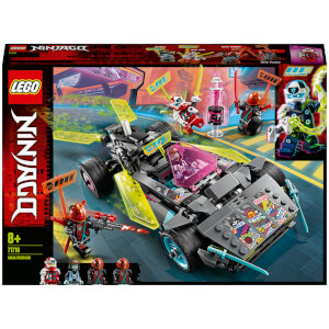 LEGO NINJAGO: Ninja Tuner Car Prime Empire Building Set (71710)