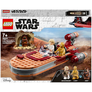 LEGO Star Wars: Luke Skywalker's Landspeeder Playset (75271)