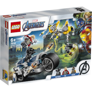 LEGO Super Heroes: Avengers Speeder Bike Attack (76142)