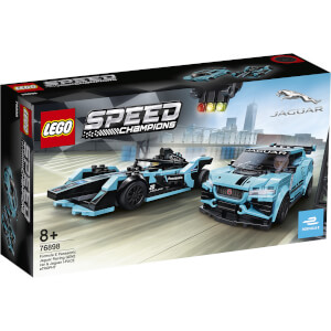 LEGO Speed Champions: Formula E Panasonic Jaguar Racing GEN2 c (76898)