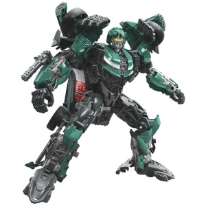 Transformers Studio Series - classe Deluxe, figurine Roadbuster