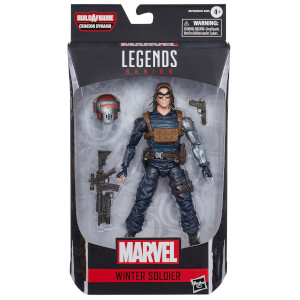 Hasbro Marvel Legends Series - Figurine Soldat de l'Hiver