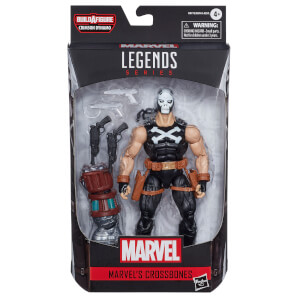Hasbro Marvel Legends Series - Figurine Crossbones