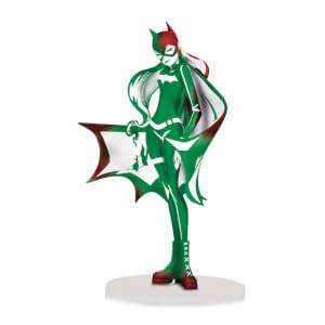 DC Collectibles DC Artist Alley Harley Quinn Statue by Murase - Holiday Variant