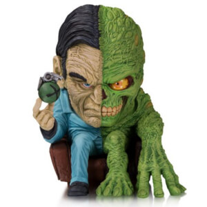 DC Collectibles DC Artist Alley Two Face By Groman Vinyl Figure