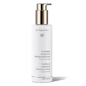 Dr. Hauschka Hayflower Cardamom Cleansing Lotion 200ml