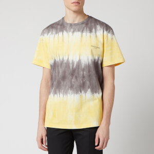 Wooyoungmi Men's Tie Dye T-Shirt - Yellow