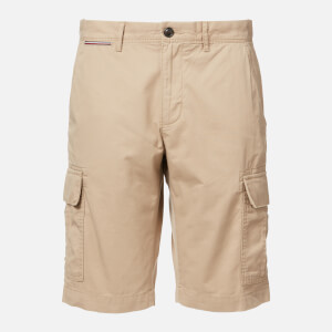 Tommy Hilfiger Men's John Cargo Light Twill Shorts - Batique Khaki