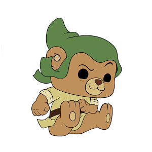 Disney Adventures of Gummi Bears Gruffi Pop! Vinyl Figure