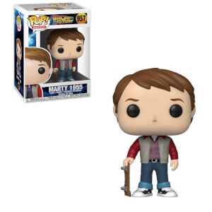 Figura Funko Pop! - Marty 1955 - Regreso Al Futuro