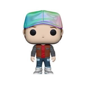 Ritorno Al Futuro - Marty McFly Figura Funko Pop! Vinyl