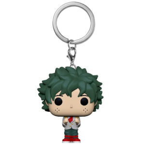 My Hero Academia Deku in School Uniform Pop! Keychain