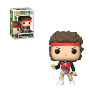 Tennis Legends John McEnroe Funko Pop! Vinyl