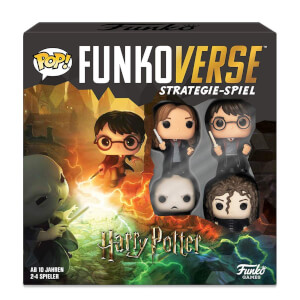 Jeu Funkoverse Harry Potter - Jeu De Base - Version Allemande